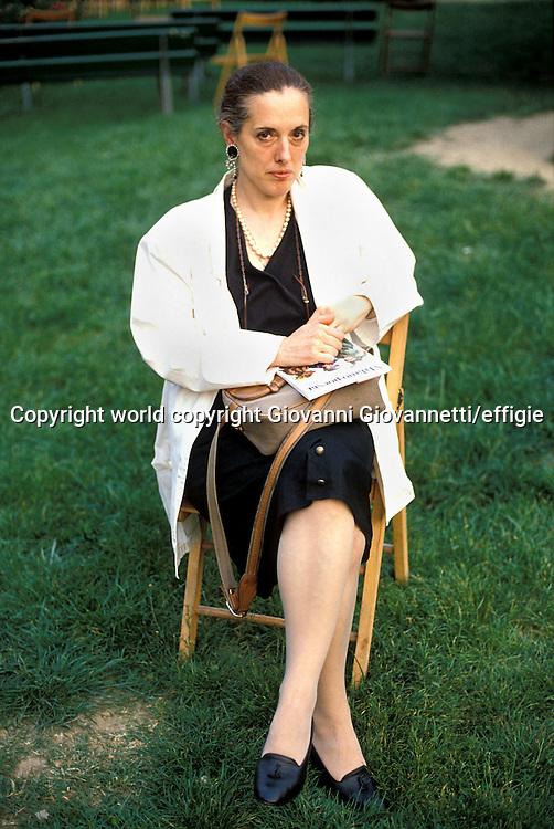 Bianca Tarozzi<br />world copyright Giovanni Giovannetti/effigie / Writer Pictures<br /> <br /> NO ITALY, NO AGENCY SALES / Writer Pictures<br /> <br /> NO ITALY, NO AGENCY SALES