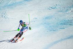 Petra Vlhova (SVK) during second run at the Ladies' Slalom at 56th Golden Fox event at Audi FIS Ski World Cup 2019/20, on February 16, 2020 in Podkoren, Kranjska Gora, Slovenia. Photo by Matic Ritonja / Sportida