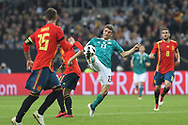 Thomas Muller (Germany) during the International Friendly Game football match between Germany and Spain on march 23, 2018 at Esprit-Arena in Dusseldorf, Germany - Photo Laurent Lairys / ProSportsImages / DPPI