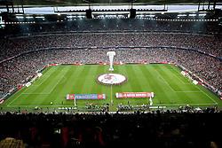 27.07.2011, Allianz Arena, Muenchen, GER, Audi Cup 2011, Finale,  FC Barcelona vs FC Bayern , im Bild uebersicht von oben // during the Audi Cup 2011,  FC Barcelona vs FC Bayern  , on 2011/07/27, Allianz Arena, Munich, Germany, EXPA Pictures © 2011, PhotoCredit: EXPA/ nph/  Straubmeier       ****** out of GER / CRO  / BEL ******