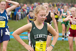 Festival of Champions High School Cross Country meet, Abby Chase, Leavitt