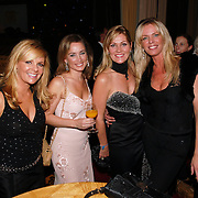 NLD/Amsterdam/20051128 - Uitreiking Beau Monde Awards 2005, Marika de Zwart, Monique Bezemer, Marion Bolland en Inge van Harten