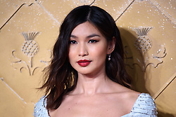 Gemma Chan attending the premiere of Mary Queen of Scots, at the Cineworld cinema in Leicester Square, London. Picture date: Monday December 10, 2018. Photo credit should read: Matt Crossick/ EMPICS Entertainment.