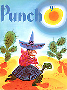 Punch (Front cover, 25 February 1959)