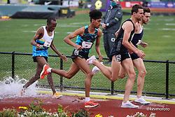 USATF Grand Prix track and field meet<br /> April 24, 2021 Eugene, Oregon, USA<br /> asics