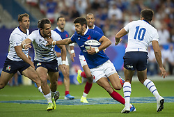 NTAMACK Romain during the international test rugby union match between France and Italy at the Stade de France in Saint-Denis, north of Paris, on August 30, 2019.France won 47-19. Photo by Eliot Blondet/ABACAPRESS.COM