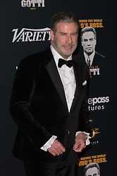 John Travolta attending a party in Honour of John Travolta's receipt of the Inaugural Variety Cinema Icon Award during the 71st annual Cannes Film Festival at Hotel du Cap-Eden-Roc in Cap d'Antibes, France on May 15, 2018 as part of the 71st Cannes Film Festival. Photo by Nicolas Genin/ABACAPRESS.COM
