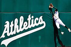20100418 - Baltimore Orioles at Oakland Athletics (Major League Baseball)