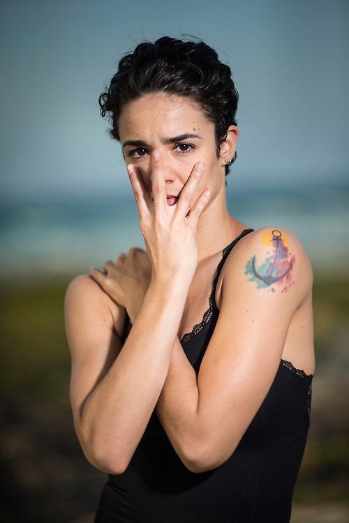 Jennifer dancer Havana Cuba