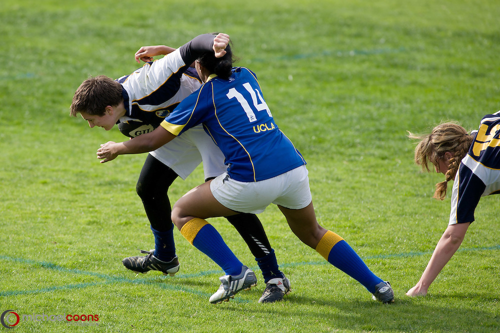 UCSD vs UCLA Women's Rugby