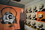 PHILIPPE SENDEROS, The launch of Your Game 2008. Swiss Ambassador's Residence car park. Bryanston Sq. London. W1. 28 February 2008.  *** Local Caption *** -DO NOT ARCHIVE-© Copyright Photograph by Dafydd Jones. 248 Clapham Rd. London SW9 0PZ. Tel 0207 820 0771. www.dafjones.com.