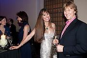 LADY ANNE EVANS; SIR CHRIS EVANS, Almeida Theatre Gala, One Mayfair, 13a North Audley Street London 23 February 2012.