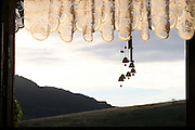 Chapada_MG, Brasil...Paisagem de Chapada, vista de uma janela...The landscape of Chapada view from a windows...Foto: LEO DRUMOND / NITRO