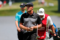 June 22, 2018 - Cromwell, CT, U.S. - CROMWELL, CT - JUNE 22: Bryson DeChambeau of the United States during the Second Round of the Travelers Championship on June 22, 2018, at TPC River Highlands in Cromwell, Connecticut. (Photo by Fred Kfoury III/Icon Sportswire) (Credit Image: © Fred Kfoury Iii/Icon SMI via ZUMA Press)