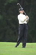 Friday 3rd August 2001..Annika Sorenstam, approaching the 11th green.2001 Weetabix Women's Open, Sunningdale,..[Mandatory Credit Peter Spurrier/ Intersport Images]