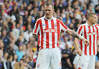Football - 2016 / 2017 Premier League - Crystal Palace vs Stoke City<br /> <br /> Glenn Whelan of Stoke City at Selhurst Park<br /> <br /> <br /> Credit : Colorsport / Andrew Cowie