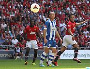 Manchester United v Wigan Athletic 110813