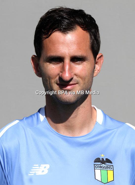 Chile Football League First Division - <br /> Scotiabank Tournament 2016 - <br /> ( Club Deportivo O'Higgins ) - <br /> Pablo Ignacio Calandria