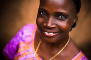 "Mariam Banemanie Traor?, 54, a victim of female genital mutilation who had her clitoris surgically restored three years ago, poses for a portrait in Bobo-Dioulasso, 365 kilometres west of Burkina Faso's capital Ouagadougou on Monday May 4, 2009. ""Women deserve pleasure"", she says, ""and they also deserve dignity."""