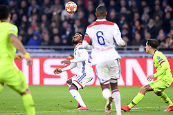 February 19, 2019 - Lyon, France - 27 MAXWEL CORNET  (Credit Image: © Panoramic via ZUMA Press)