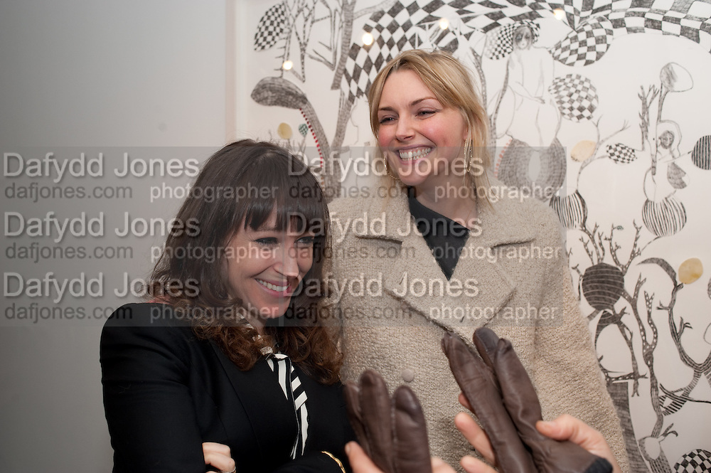 ANNIE MORRIS; SOPHIE DAHL, There is a Land Called Loss | Annie Morris | Pertwee Andersen and Gold, in association with Adam Waymouth Art , Private View, 15 bateman st. W1 2nd February 2012