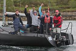 Clyde Cruising Club's Scottish Series 2019<br /> 24th-27th May, Tarbert, Loch Fyne, Scotland<br /> <br /> FRA111, F'nGr8, Carrickfergus YC,First<br /> Class 4 Winner<br /> <br /> Credit: Marc Turner / CCC