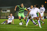 Forest Green Rovers v Tranmere Rovers 221116