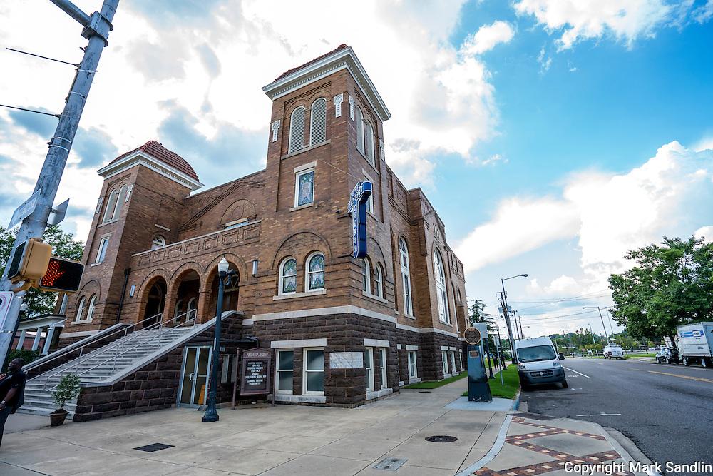 16th Street Baptist Church, Birmingham Alabama