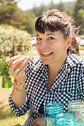 Lane Selman of Get Dirty Farm Tours of Portland, Oregon
