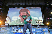 Ray J at The 2008 Hot 97 Summer Jam held at Giants Stadium in Rutherford, NJ on June 1, 2008...Summer Jam is the annual hip-hop fest held at Giants Stadium and sponsored by New York based radio station Hot 97FM.