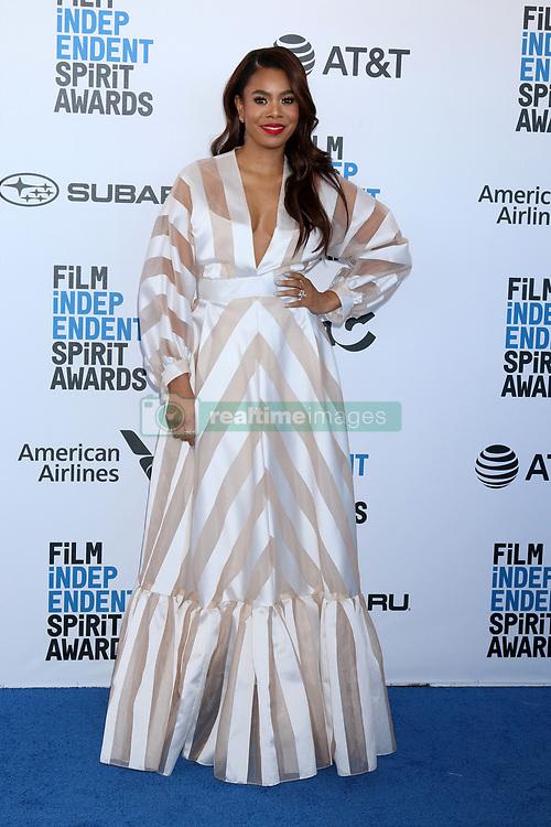 February 23, 2019 - Santa Monica, CA, USA - LOS ANGELES - FEB 23:  Regina Hill at the 2019 Film Independent Spirit Awards on the Beach on February 23, 2019 in Santa Monica, CA (Credit Image: © Kay Blake/ZUMA Wire)