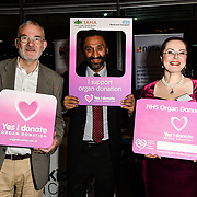 Onkar Sahota (M) attend The BAME Donor Gala - Awareness gala hosted by the Health Committee with live music and poetry performances at City Hall at The Queen's Walk, London, UK. 18 March 2019.