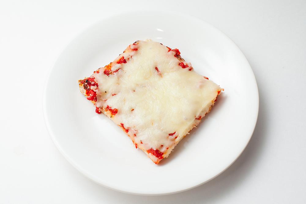 Tomato Pie w/ Cheese from Gaeta's Tomato Pie ($4.50) - FESTIVUS