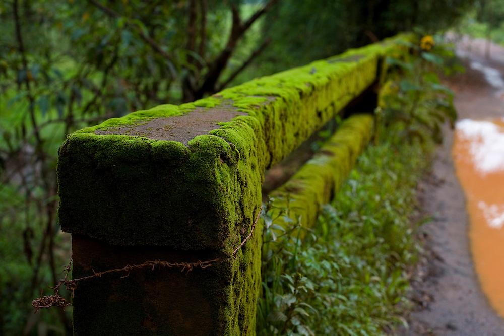 Carmesia_MG, Brasil...Ponte em uma estrada de terra em Carmesia, Minas Gerais...A bridge in the dirty road in Carmesia, Minas Gerais...Foto: LEO DRUMOND /  NITRO