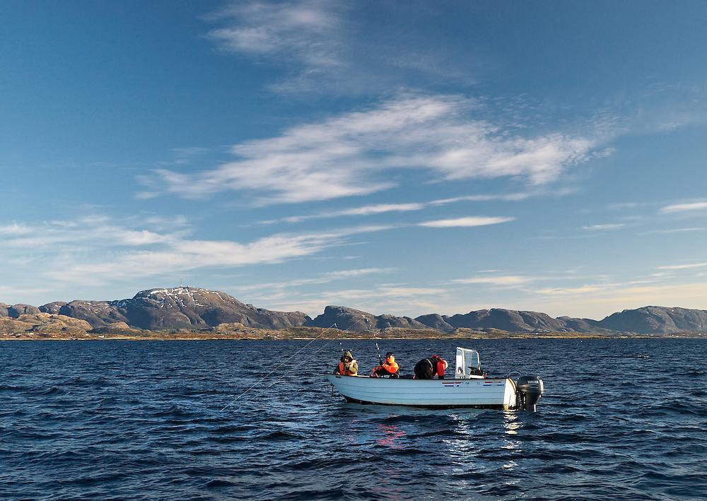 Norway - Atlantic ocean fishing