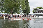 Henley Royal Regatta, Henley on Thames, Oxfordshire, 3-7 July 2013.  Wednesday  15:45:37   03/07/2013  [Mandatory Credit/Intersport Images]<br /> <br /> Rowing, Henley Reach, Henley Royal Regatta.<br /> <br /> The Princess Elizabeth Challenge Cup<br /> Scotch College, Melbourne, Australia