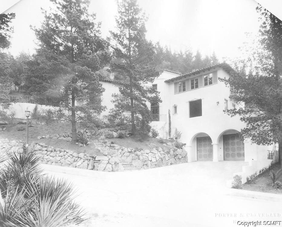 Circa 1930 1958 Outpost Circle in the Outpost Estates