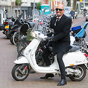 NLD/Amsterdam/20151123 - 5 jaar Delamar theater en 10 Jaar Van den Ende Foundation viering, stylist Maik de Boer