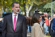 111918 Spanish Royals attends Bicentennial of the Prado National Museum