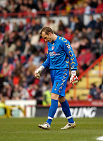 Photo: Leigh Quinnell.<br /> Bristol City v Middlesbrough. The FA Cup. 27/01/2007.<br /> Boro goalkeeper Mark Schwarzer.