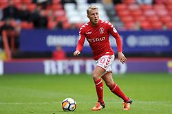 Charlton Athletic's Chris Solly