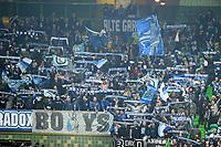 20111201: LISBON, PORTUGAL Ð UEFA Europe League 2011/2012 Group D: Sporting Lisbon vs FC Zurique.<br />In picture . FC Zurique Fans<br />PHOTO: CITYFILES