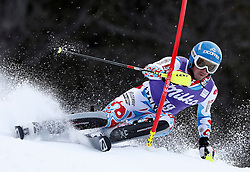 19.01.2014, Maennlichen Jungfrau, Wengen, SUI, FIS Weltcup Ski Alpin, Wengen, Slalom, Herren, im Bild Steve Missillier (FRA) // during mens Slalom of FIS Ski Alpine World Cup at the Maennlichen Jungfrau in Wengen, Switzerland on 2014/01/19. EXPA Pictures © 2014, PhotoCredit: EXPA/ Freshfocus/ Christian Pfander<br /> <br /> *****ATTENTION - for AUT, SLO, CRO, SRB, BIH, MAZ only*****