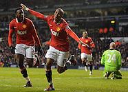 Tottenham Hotspur v Manchester United 040312