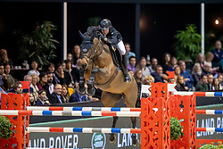 Levy Edward, FRA, Uno de Cerisy<br /> Jumping International de Bordeaux 2020<br /> © Hippo Foto - Dirk Caremans<br />  08/02/2020