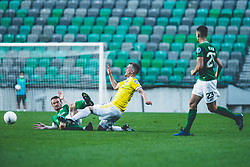 during football match between NK Bravo and NK Celje in 32nd Round of Prva liga Telekom Slovenije 2020/21, on May 4, 2021 in Sports park Domzale, Slovenia. Photo By Grega Valancic / Sportida