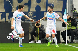 March 10, 2017 - Marseille, France - 07 REMY CABELLA (om) - JOIE (Credit Image: © Panoramic via ZUMA Press)