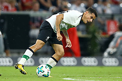 August 1, 2017 - Munich, Germany - Philippe Coutinho of Liverpool during the second Audi Cup football match between FC Bayern Munich and FC Liverpool in the stadium in Munich, southern Germany, on August 1, 2017. (Credit Image: © Matteo Ciambelli/NurPhoto via ZUMA Press)