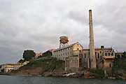 San Francisco California USA, California The island and prison of Alcatraz