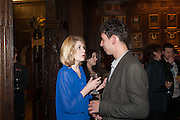 AL WEAVER; JODIE WHITTAKER, The Almeida Theatre  celebrates Mike Attenborough's 11 brilliant years as Artistic Director. Middle Temple Hall,<br /> Middle Temple Lane, London, EC4Y 9AT